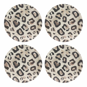 Cheetah Coaster set