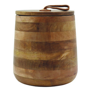 Heathcote Parquetry Ice Bucket