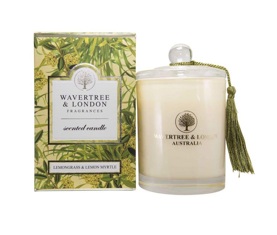 Lemongrass and Lemon Myrtle Candle