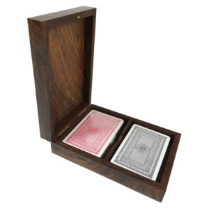 Timber Playing Card set
