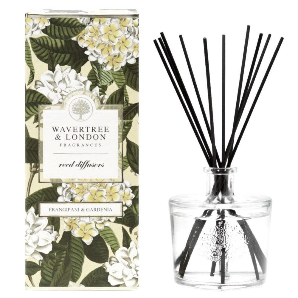 Frangipani And Gardenia Reed Diffuser