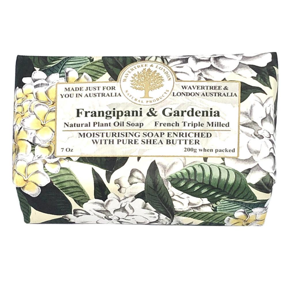 Frangipani and Gardenia Soap