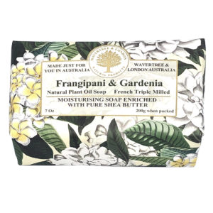 Frangipani and Gardenia Soap