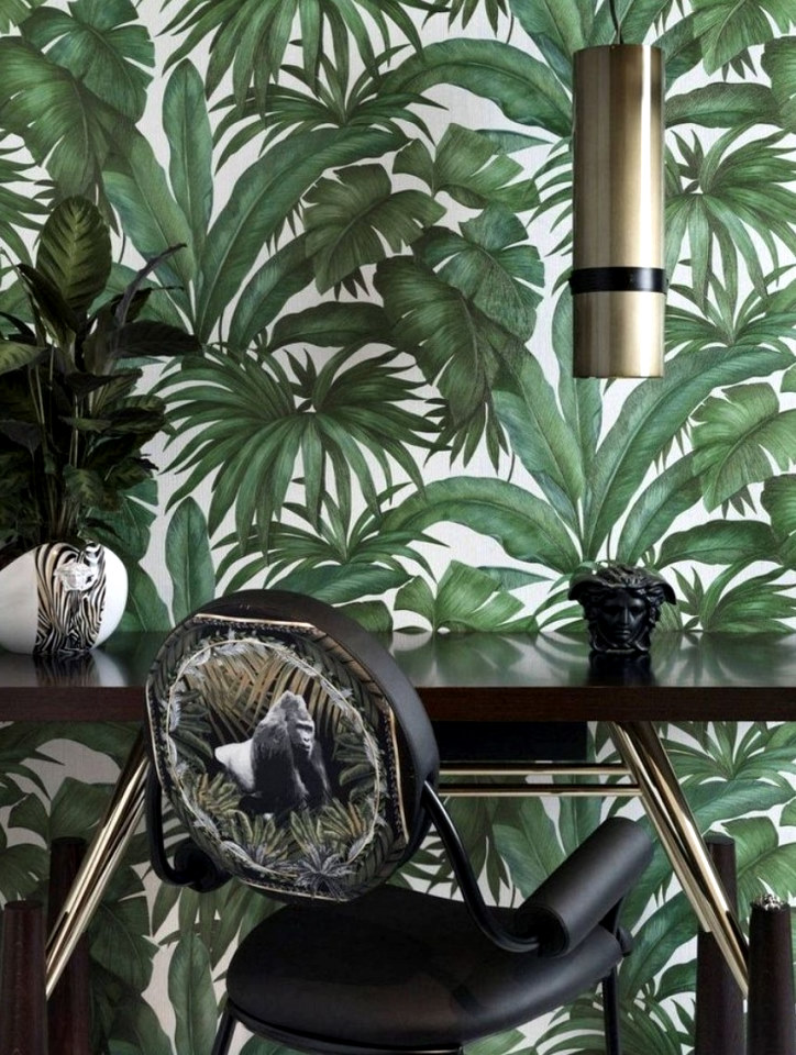 cabana style green design ideas