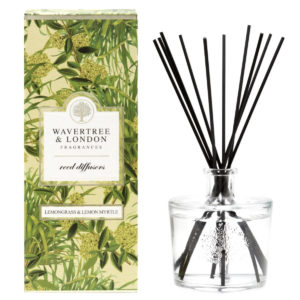 Lemongrass & Lemon Myrtle Reed Diffuser