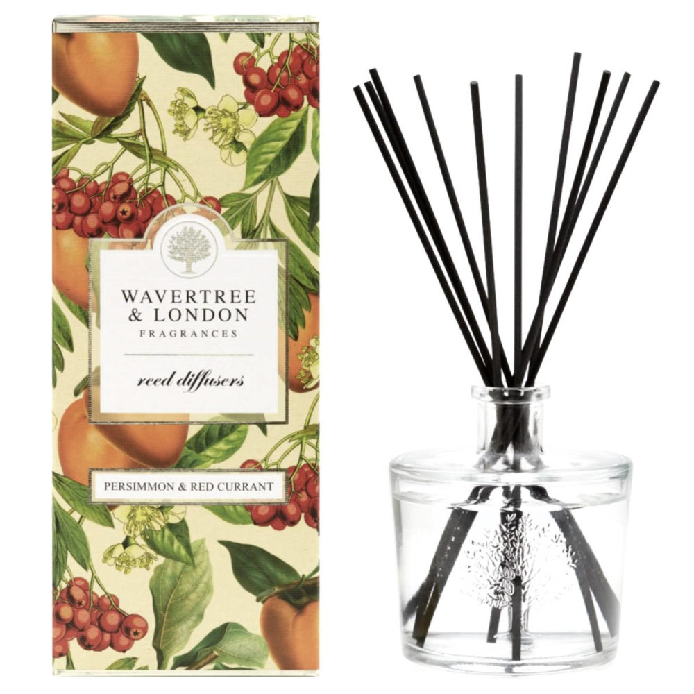 Persimmon and Red Currant Reed Diffuser