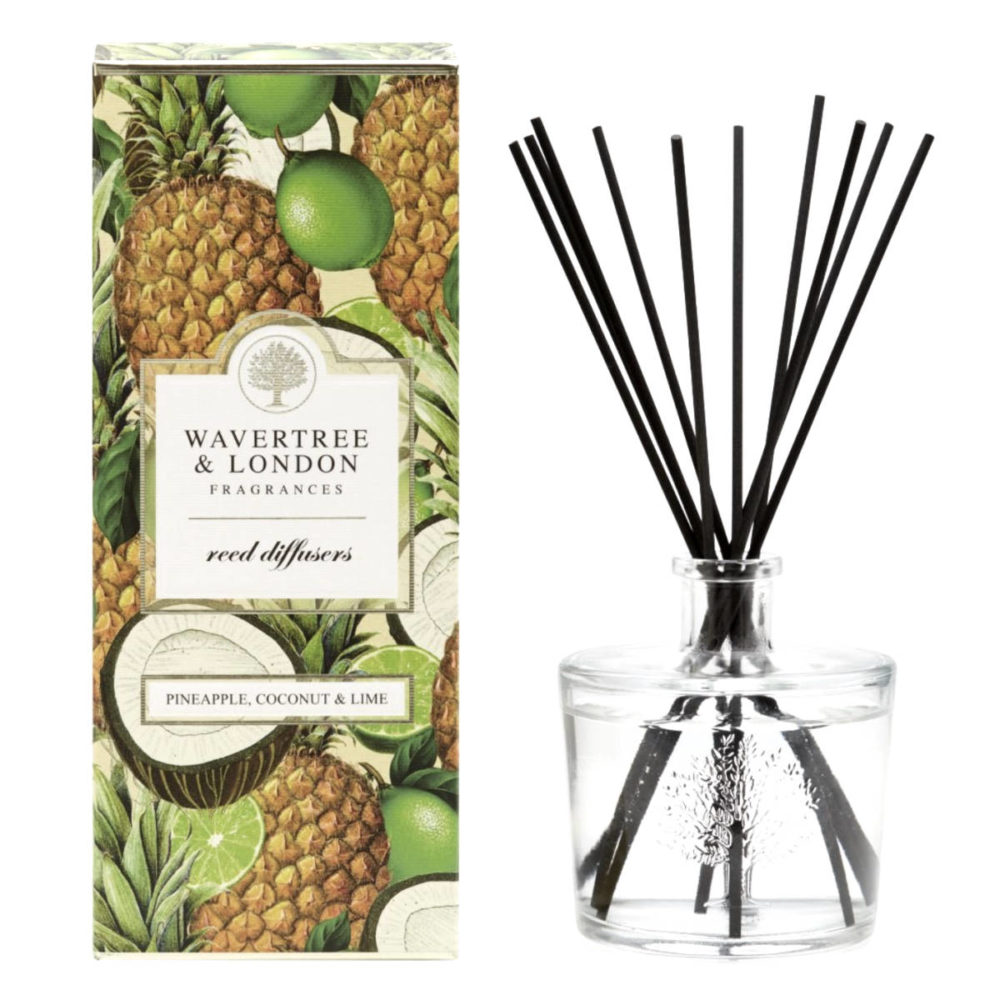 Pineapple Coconut and Lime Diffuser