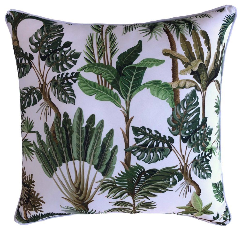 Amazonia White Cushion