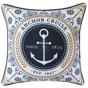 Boathouse Anchor Cushion