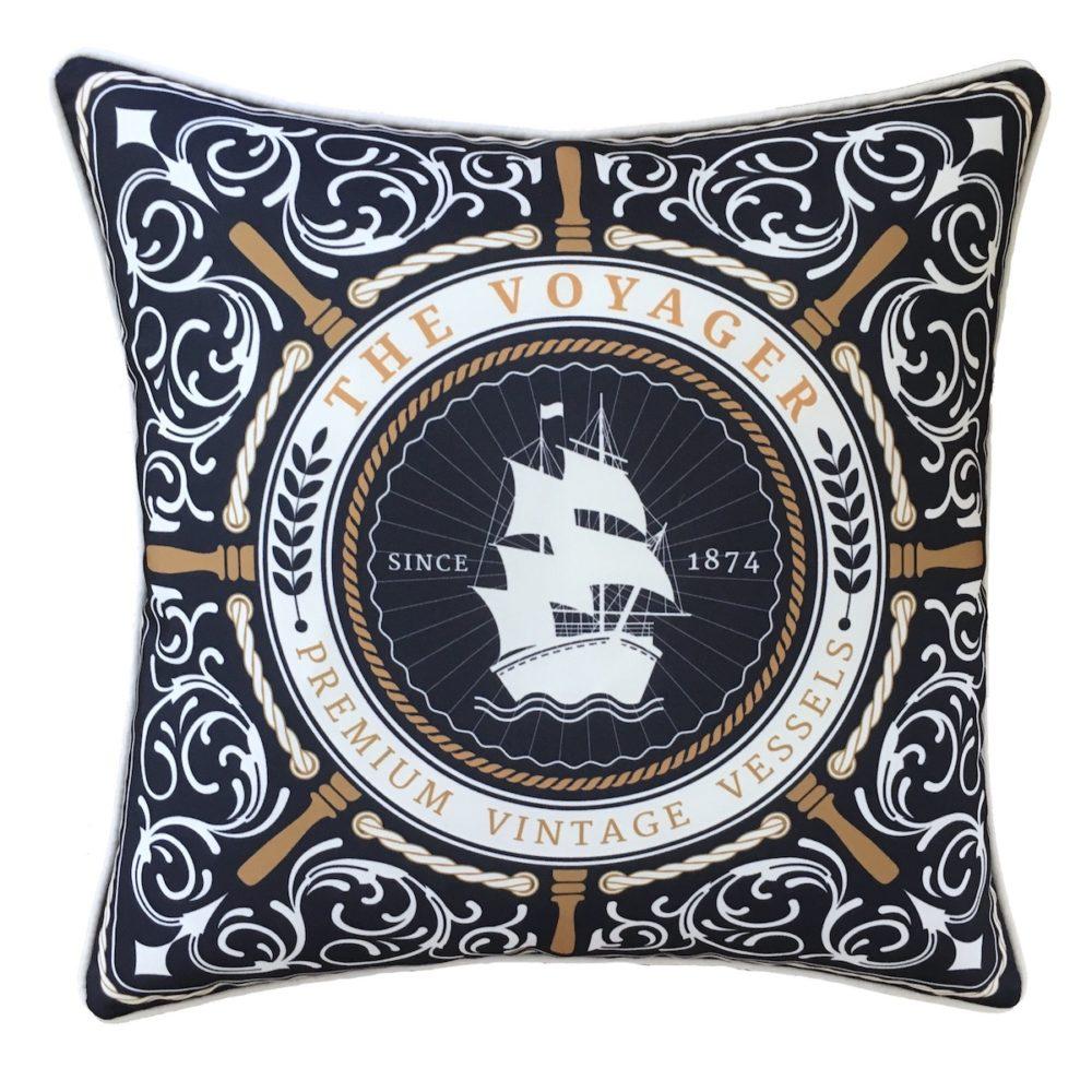 Boathouse Voyager Cushion