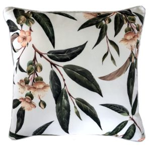 Exotic Blooms Dainty Cushion