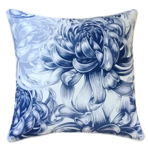 Hamptons White Outdoor Cushion