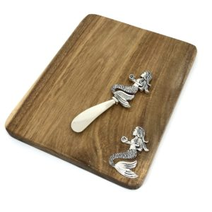 Cheeseboard with Spreader - Mermaid
