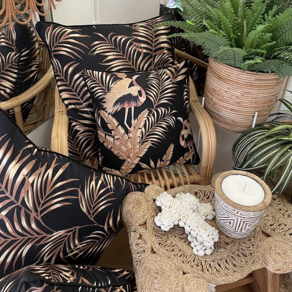 Bellagio Palm Outdoor Cushion
