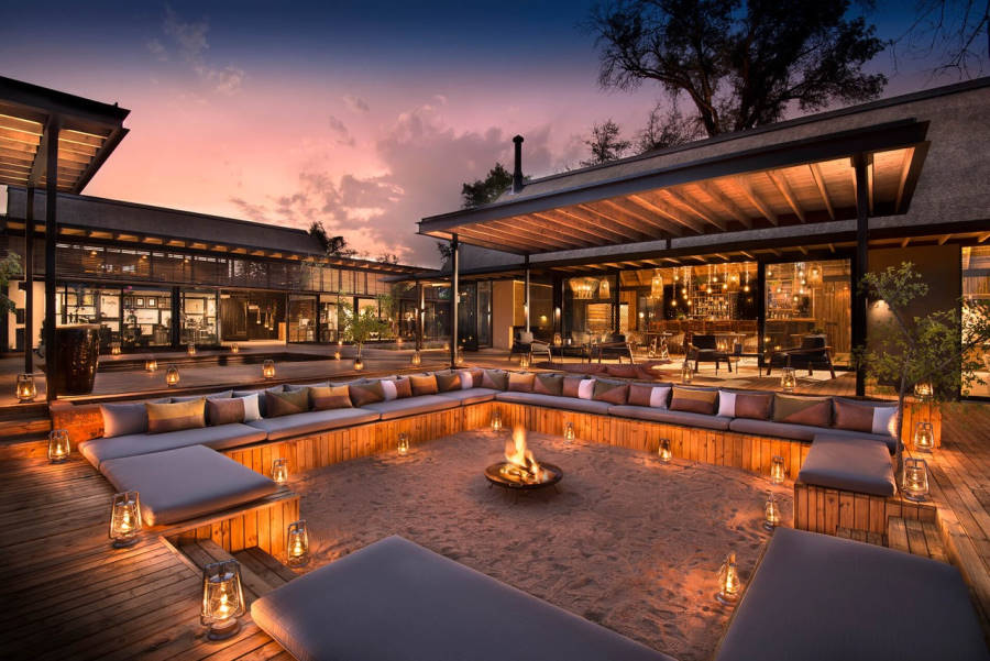 5 Top African Luxury Lodges