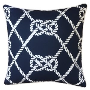 Reef Knot Cushion