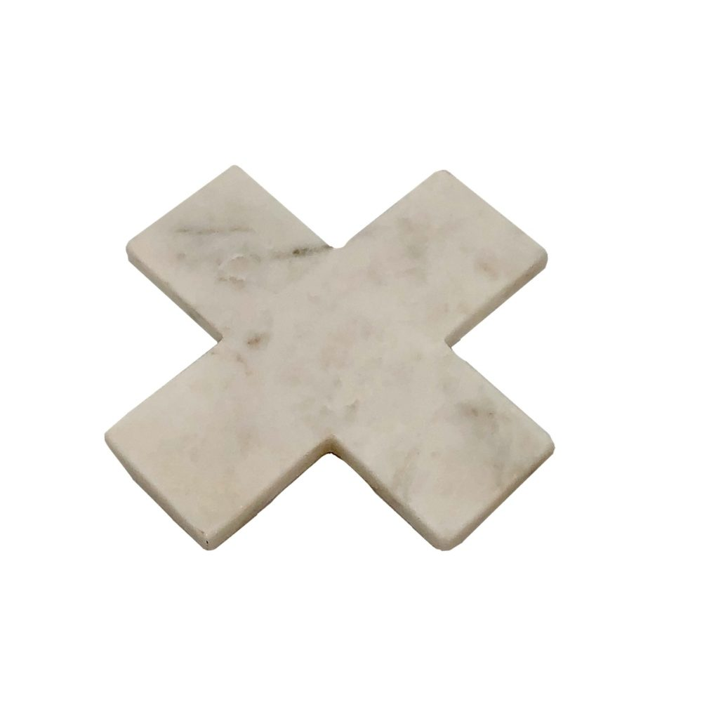 Marble Cross Coaster