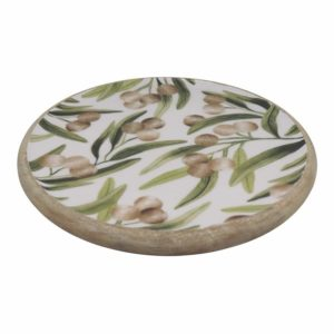 Lilly Pilly Round Serving Platter