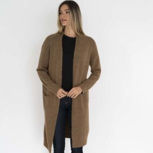 Crystal Cardi Camel - Humidity Lifestyle