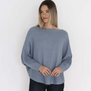 Lazy Sweater Dove Blue - Humidity Lifestyle