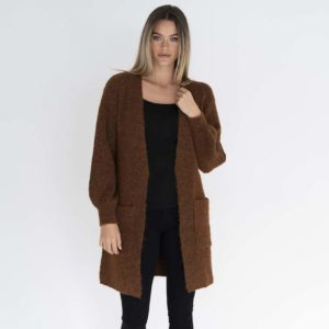 Lumi Cardi Rust - Humidity Lifestyle