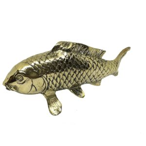 Brass Koi Fish Small