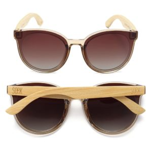 Bella Champagne Sunglasses By SOEK