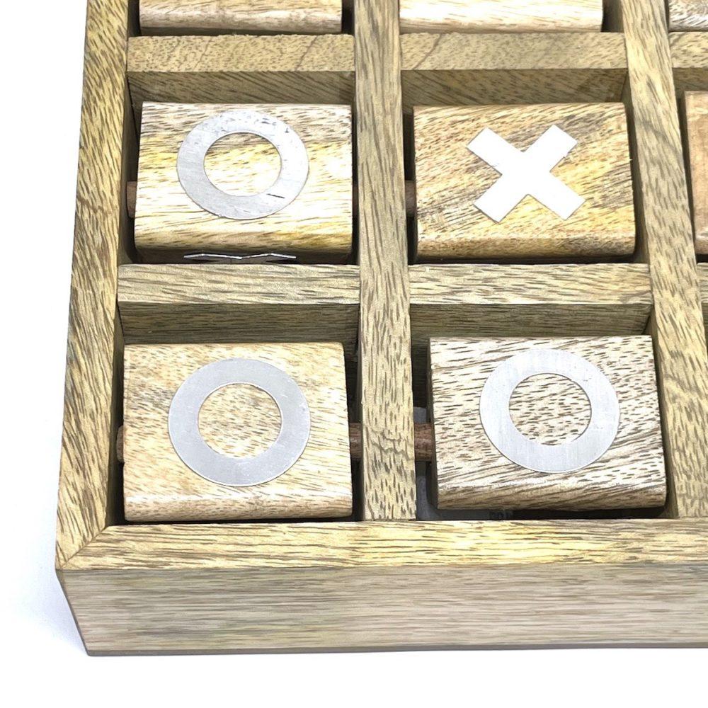 Tic-Tac-Toe Box