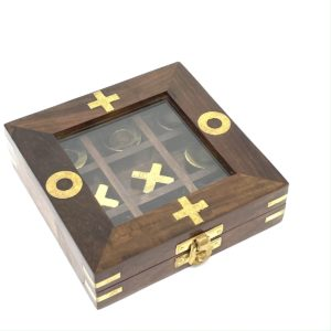 Noughts and Crosses Box