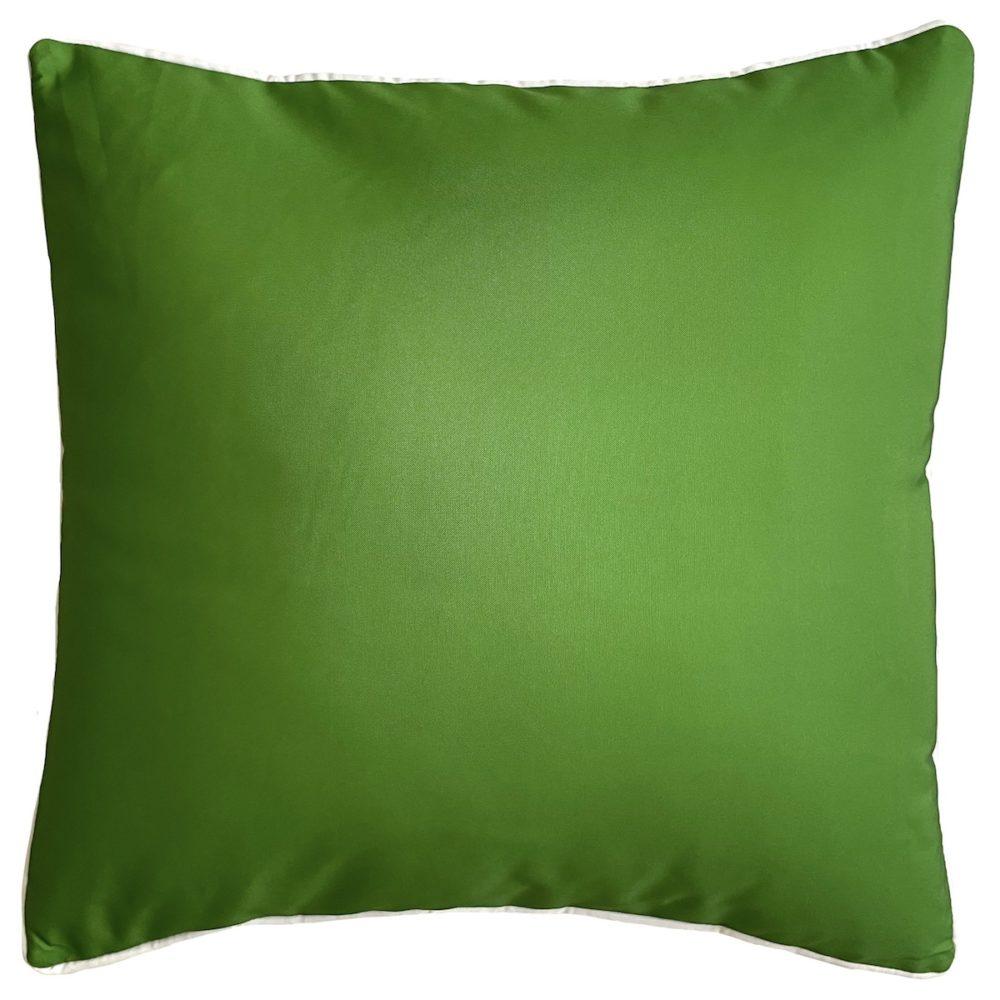 Plain Leaf Outdoor Cushion