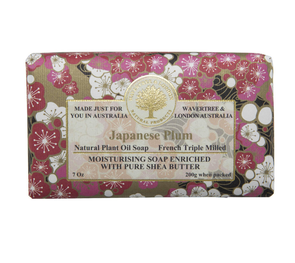 Japanese Plum Soap