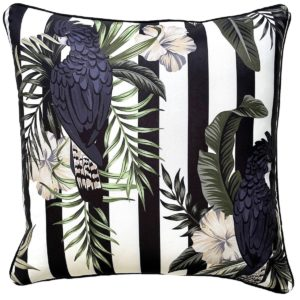 Serengeti Birds Outdoor Cushion