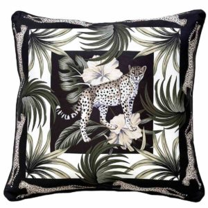 Serengeti Leopard Outdoor Cushion