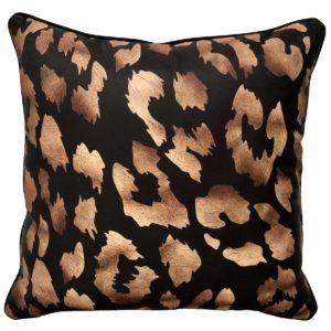 Safari Black Outdoor Cushion