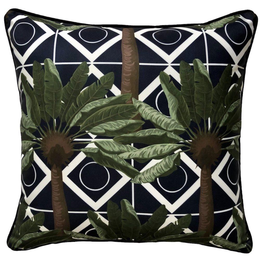 Raja Palm Outdoor Cushion