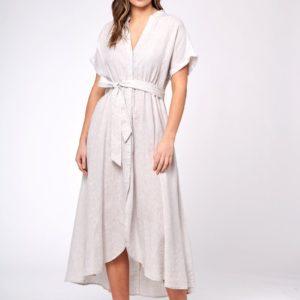 Candice Dress Bone Alessandra