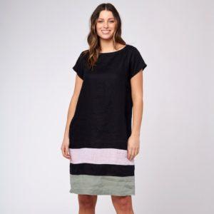 Connie Dress Black Alessandra