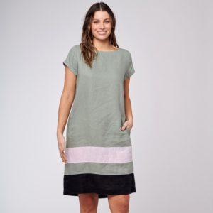 Connie Dress Thyme Alessandra