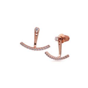 Ear Scarf Crystal Earring Mezi