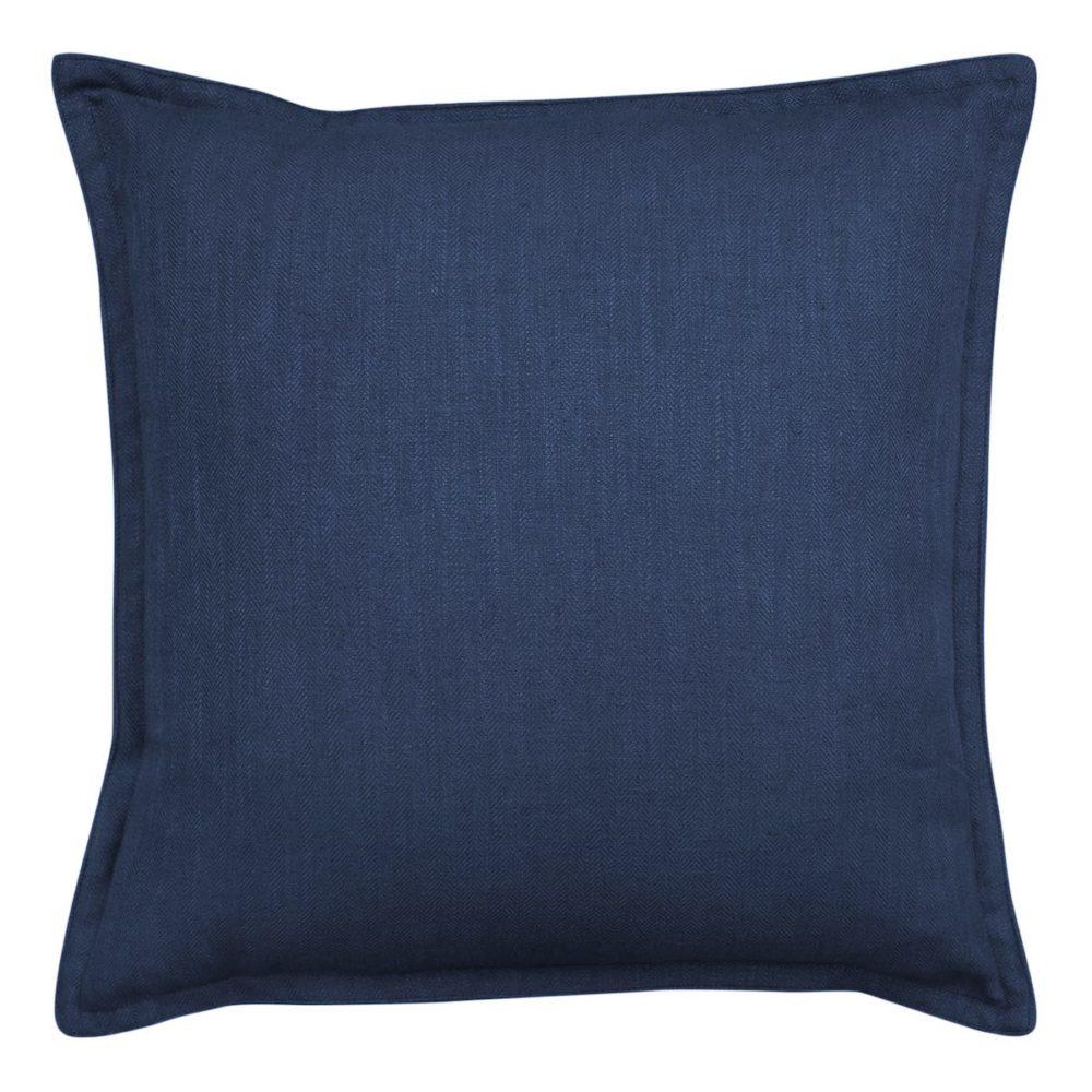 Harris Navy Cushion