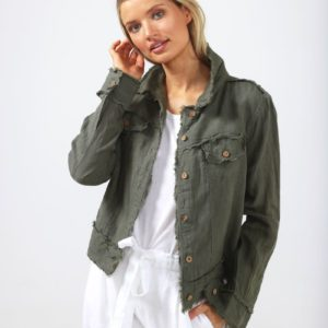 Monza Jacket Thyme Shanty Corporation